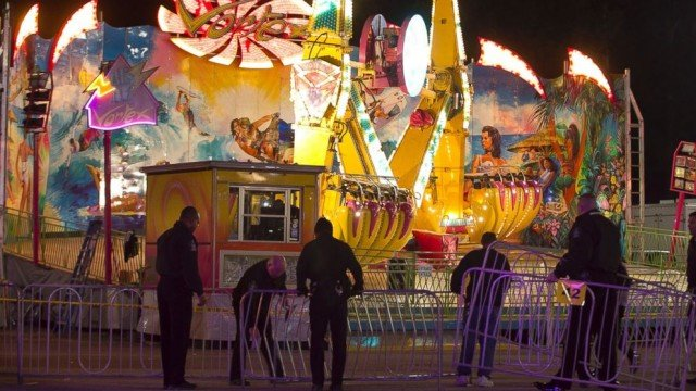 Five people have been injured in the Vortex ride accident at the North Carolina State Fair