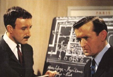 Graham Stark's friendship with Peter Sellers secured his roles in the Pink Panther series