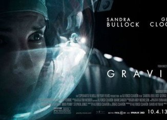 Gravity has held on to the top of the US and Canadian box office for a third week