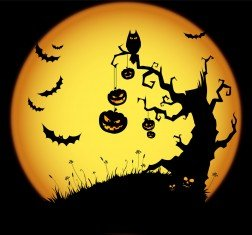 Halloween is derived from Celtic and Druid ritual, which is separate from Christianity