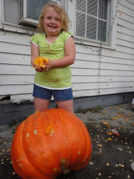 Honey Boo Boo embraced the Halloween spirit early this year