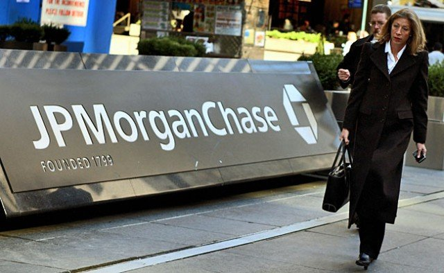 JP Morgan is set for a record $13 billion fine to settle investigations into its mortgage-backed securities