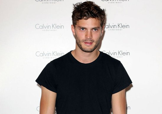 Jamie Dornan is replacing Charlie Hunnam in the role of Christian Grey in Fifty Shades of Grey movie