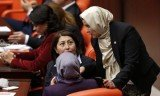 Last month, Turkey lifted the headscarf ban in a number of state institutions