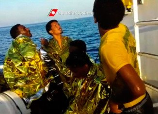 Last week more than 300 people drowned when a boat carrying African migrants sank off Lampedusa