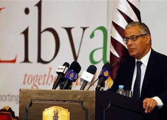 Libya's Prime Minister Ali Zeidan has been abducted by gunmen in Tripoli