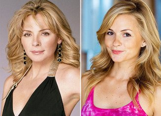 Lindsey Gort is playing a young Samantha Jones in CW's The Carrie Diaries