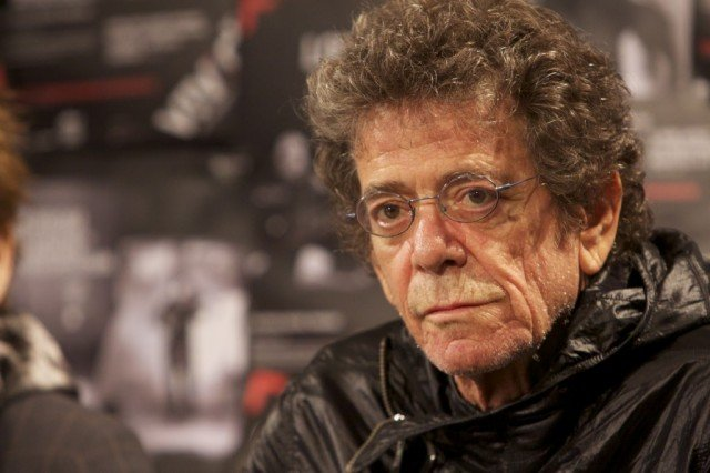 Lou Reed's literary agent said the singer died of a liver-related ailment