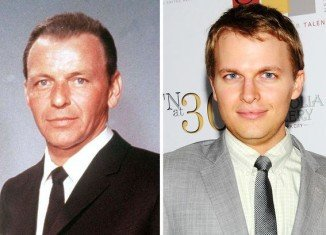 "Mia Farrow admitted to Vanity Fair that her son Ronan may ""possibly"" have been fathered by ex-husband Frank Sinatra"