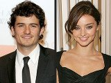 Miranda Kerr and Orlando Bloom married in July 2010 after three years of dating