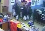 Nairobi shopping center's security camera footage shows what appear to be Kenyan security forces looting goods during last month's siege of the Westgate mall