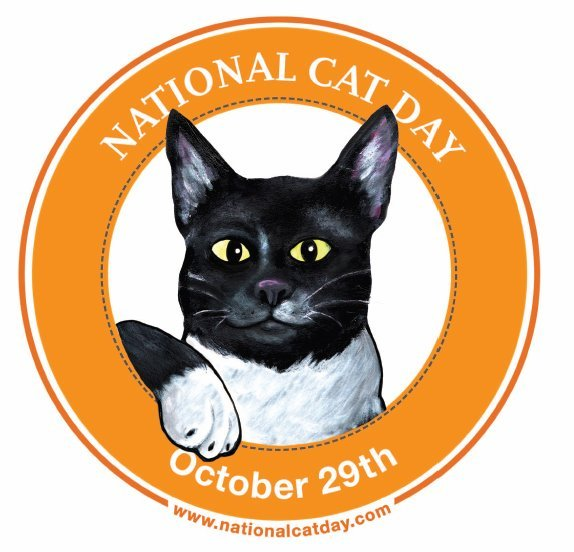 National Cat Day is a public holiday celebrating cats and encouraging adoption rather than buying from pet stores