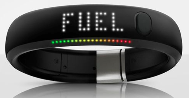 Nike has unveiled Fuelband SE, its second generation activity-tracking wristband