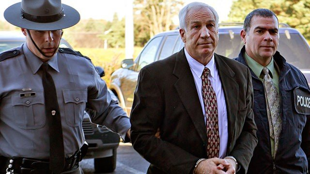 Penn State has spent $59.7 million on costs related to the scandal involving Jerry Sandusky