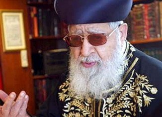 Rabbi Ovadia Yosef, the former leader of the Sephardic Jewish community, died at the age of 93