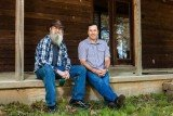 Si Robertson and his nephew Alan Robertson will be at Grace Church in Eden Prairie