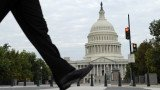 The US government closed non-essential operations on Tuesday after Congress failed to agree a new budget