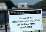 The US shutdown negotiations have been shifted to the Senate