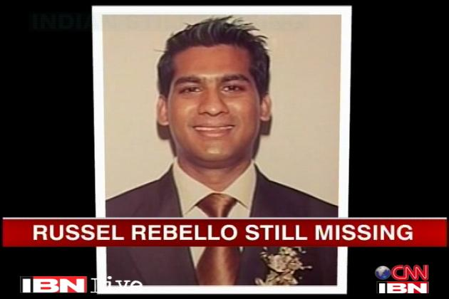 The remains of Indian waiter Russel Rebello have been found on the third deck of the Costa Concordia cruise ship photo