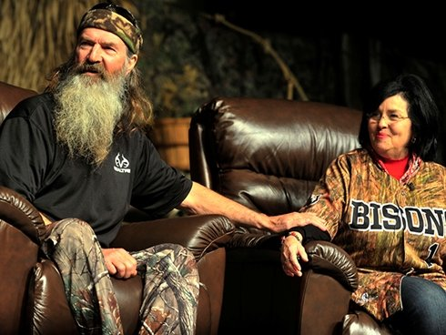of Duck Dynasty revealed Miss Kay Robertson lost her pet turtle, Mr. T