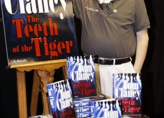 Tom Clancy is known to millions for his Jack Ryan series of novels