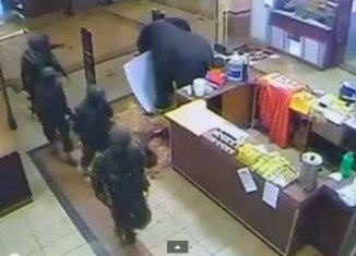 Two soldiers have been sacked and jailed for looting during last month's attack on Nairobi's Westgate shopping centre