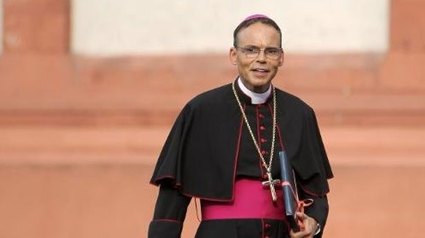 Vatican has decided to suspend Bishop of Limburg Franz-Peter Tebartz-van Elst over his alleged lavish spending