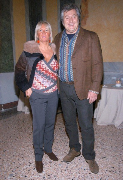 Vittorio Missoni and Maurizia Castiglioni died in a plane crash alongside two Italian friends who were holidaying with them