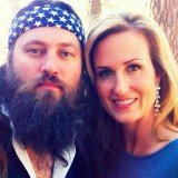 Willie and Korie Robertson received the Congressional Coalition on Adoption Institute's annual Angels in Adoption award