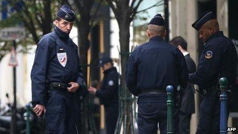 A gunman has opened fire inside Liberation's office in Paris