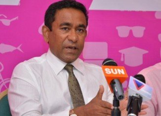 Abdulla Yameen is half-brother to Maumoon Abdul Gayoom, who ruled for 30 years in Maldives