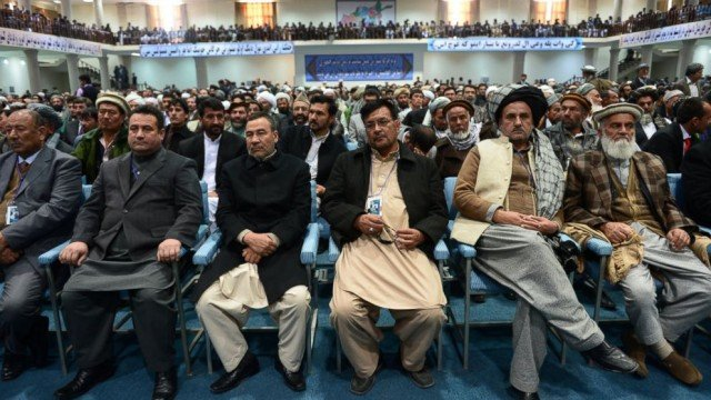 Afghan elders Loya Jirga has backed a security pact with the US allowing thousands of American troops to remain after combat operations end in 2014