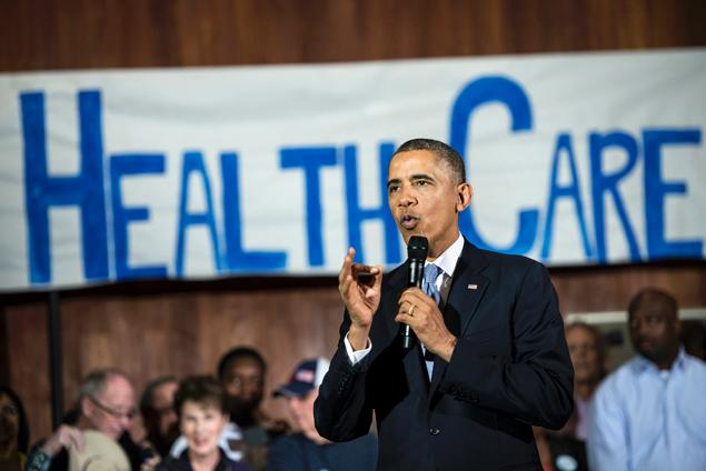 Barack Obama has apologized to Americans whose health insurance plans have been cancelled as a result of his signature health law