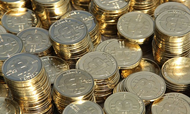 Bitcoin has more than trebled in value since October 2013