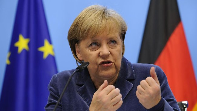 World europe could merkel politician