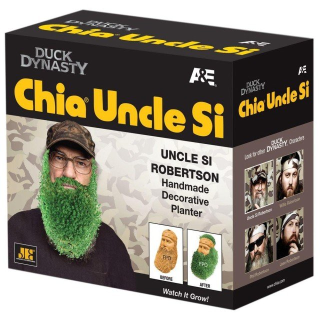 Chia Duck Dynasty Si Robertson 640x640 photo