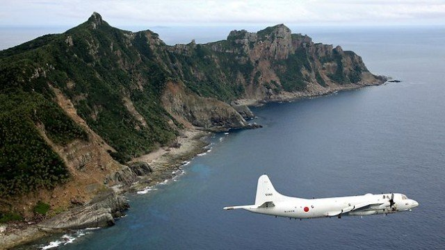 "China has created an ""air-defense identification zone"" over an area of the East China Sea, covering islands that are also claimed by Japan"