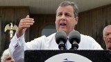 Chris Christie was declared the unofficial winner by the US media just minutes after the polls closed