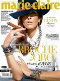Cindy Crawford channels late screen siren Maria Felix on the cover of the upcoming issue of Marie Claire Mexico