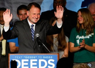 Creigh Deeds has been hospitalized after being assaulted at his home in Virginia