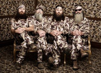 Duck Dynasty has inspired Reverend Chris Terbush in northwestern Pennsylvania to encourage his congregation to come to church in camouflage clothing on Sunday