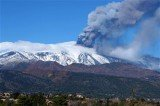 Etna is Europe's most active volcano erupting occasionally