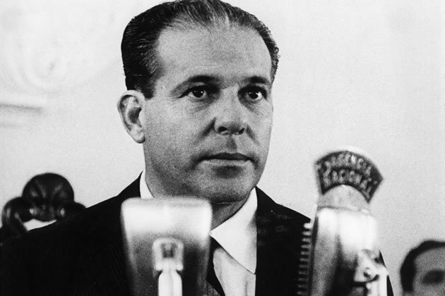 Former Brazilian President Joao Goulart's remains will be exhumed to establish whether he died of natural causes or was poisoned