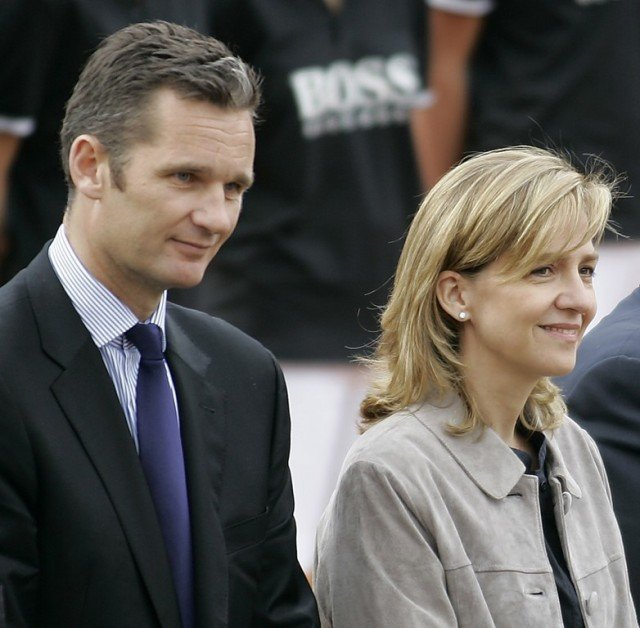 Inaki Urdangarin is married to King Juan Carlos's second child, the Infanta Cristina