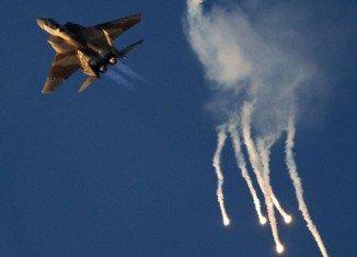 Israel has carried out a strike near the Syrian coastal city of Latakia
