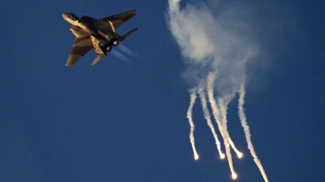 Israel has carried out a strike near the Syrian coastal city of Latakia