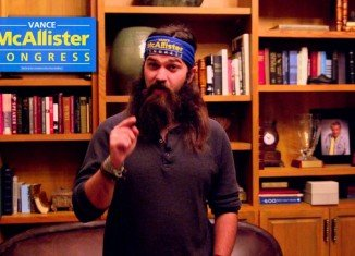 Jep Robertson endorsement helped Vance McAllister to win Louisiana Congress seat