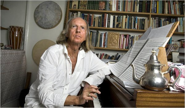 John Tavener, one of the leading British composers of the past 50 years, was known for music that drew on his deep spirituality