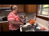 June Shannon shares her family's favorite Thanksgiving delicacy, cranberry lasagna
