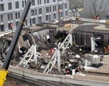 Latvia's Prime Minister Valdis Dombrovskis has resigned following the deadly collapse of Maxima supermarket in Riga